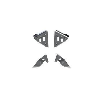 Защита рычагов CAN-AM Outlander (Max) G2 500/650/800/1000(X-MR), Renegade G2 800/1000, 2017-   39461
