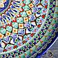Ляган круглый Риштанская Керамика 55см, фото 3