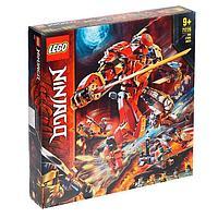 Конструктор Lego NINJAGO «Каменный робот огня»