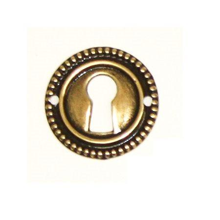 Ключевина *Louis XVI*, D30мм, золото Валенсия.