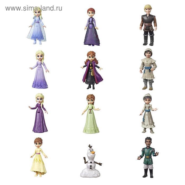 Мини-кукла «Холодное сердце-2» в закрытой упаковке, Disney Frozen, МИКС - фото 4
