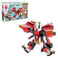 Конструктор Робот «Трансформер», 148 деталей