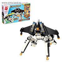 Конструктор Робот «Трансформер», 147 деталей