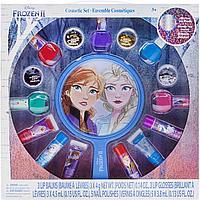 Детская декоративная косметика для девочек Frozen 16 предметов Townley, фото 1