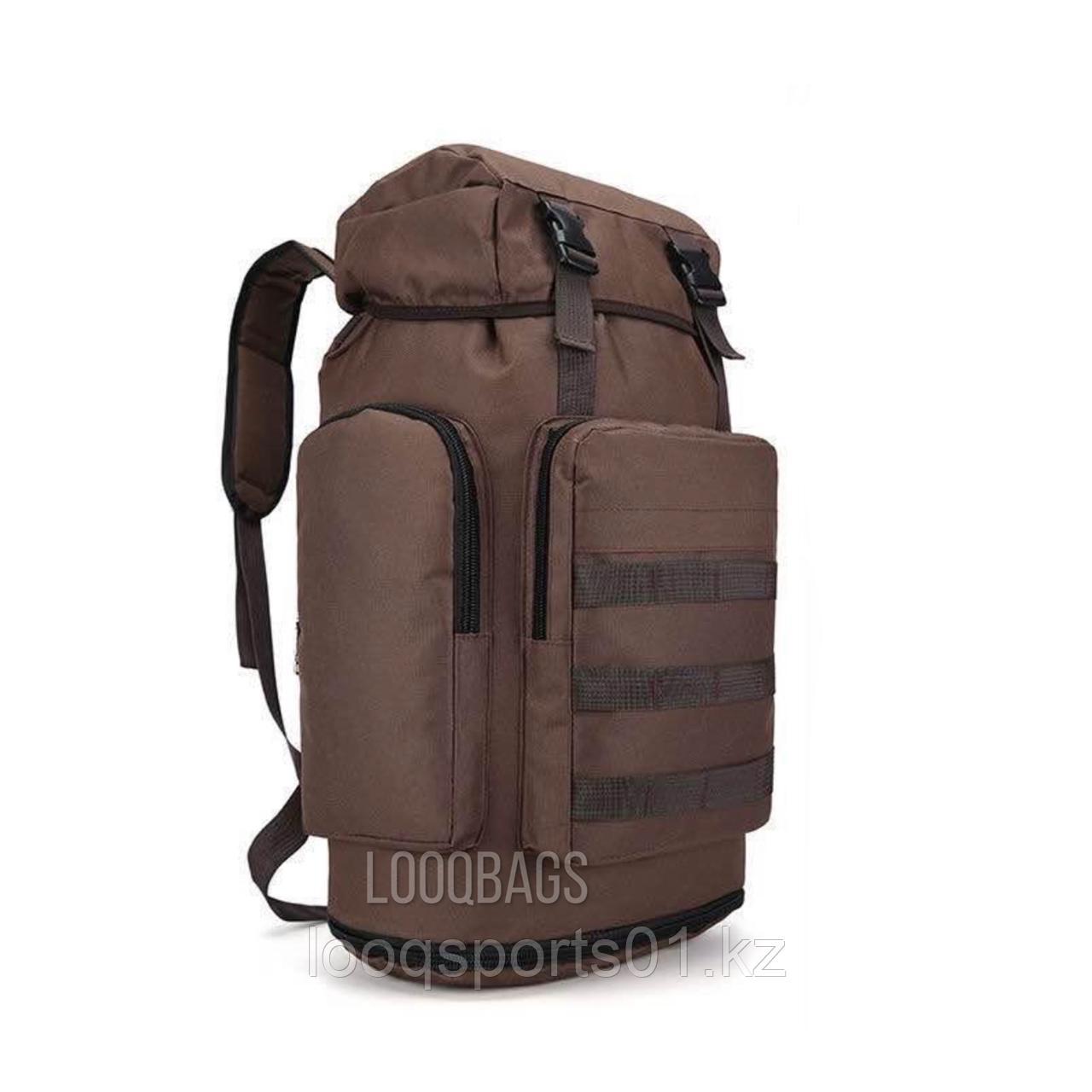 Большой cпортивный дорожный рюкзак (тактический, походный) 6808