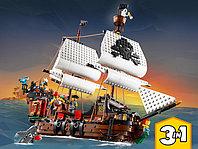 LEGO Creator 31109 Пиратский корабль, конструктор ЛЕГО