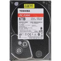 "Toshiba DT02ABA600V жесткий диск HDD 6Tb SATA 6Gb/s 5400rpm 128Mb 3.5"""