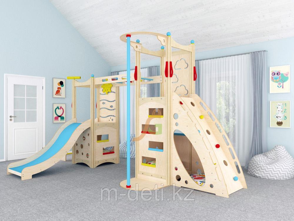 Домашний спортивный комплекс 5