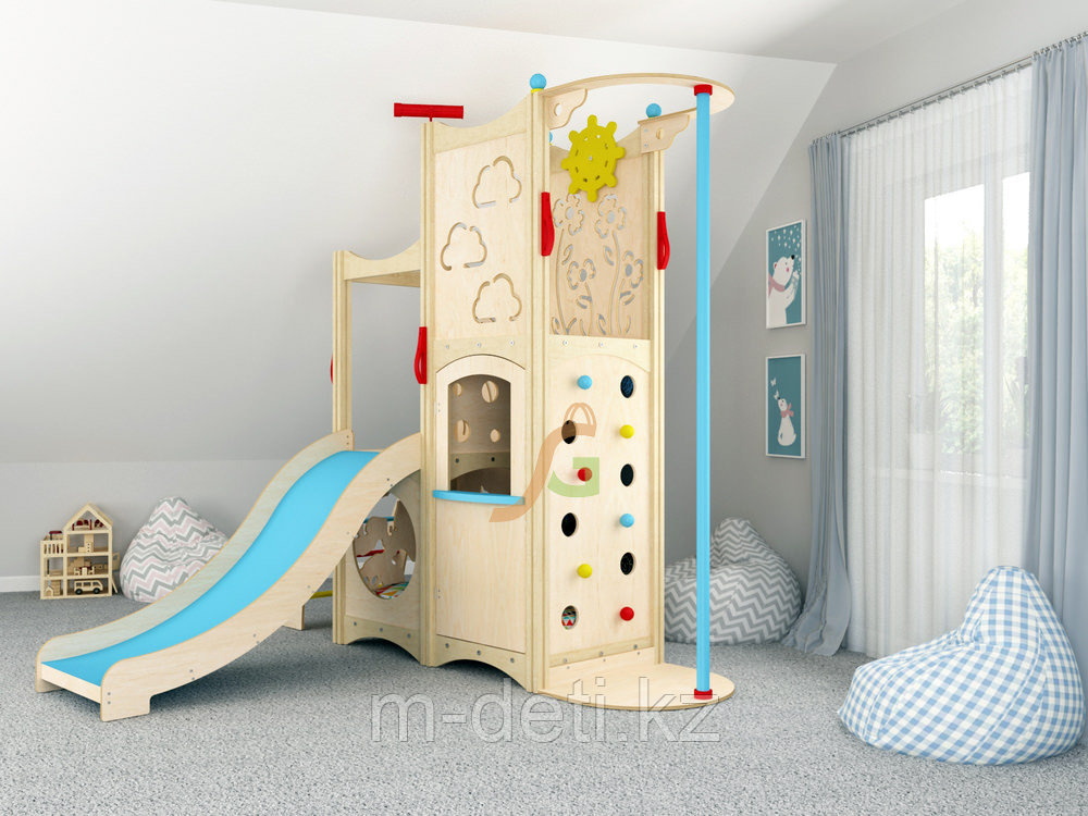 Домашний игровой комплекс 6