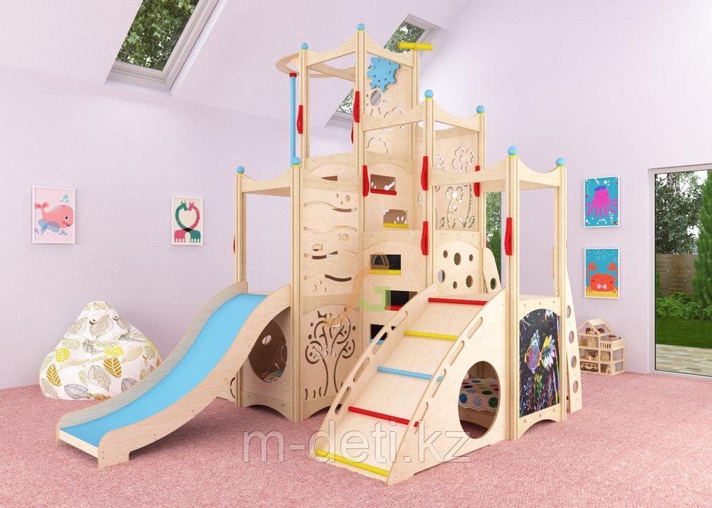 Детская площадка для помещения 11