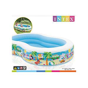 Надувной бассейн Intex 56490NP