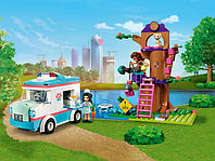 LEGO Friends 41445 Машина скорой ветеринарной помощи, конструктор ЛЕГО