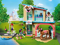 LEGO Friends 41446 Ветеринарная клиника Хартлейк-Сити, конструктор ЛЕГО