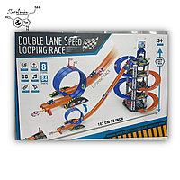 "Гоночная трасса ""Double lane speed looping race"""