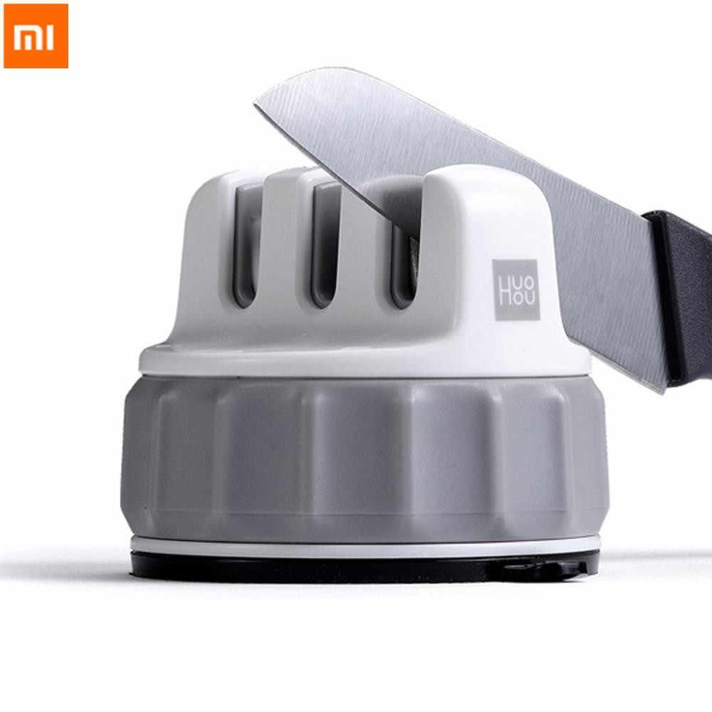 Точилка для ножей Xiaomi Mijia HUOHOU Fixable (HU0066)