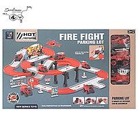 """Паркинг  """"Fire fight parking lot"""""""
