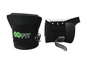 Гравитационные (инверсионные) ботинки GOFIT  Steel Black IB-1011
