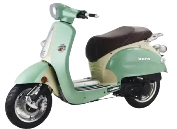 Скутер Peda Vero