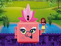 LEGO Friends 41662 Кубик Оливии с фламинго, конструктор ЛЕГО