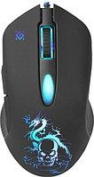 Мышь игровая Defender Sky Dragon GM-090L оптика,6кнопок,800-3200dpi