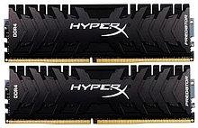 Память оперативная DDR4 Desktop HyperX Predator HX436C17PB4K2/16, 16GB, KIT