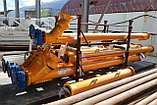 Шнек для цемента ⌀168\4000 «SCUTTI» (Италия), фото 2