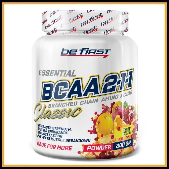 Be First BCAA 200гр (ежевика)