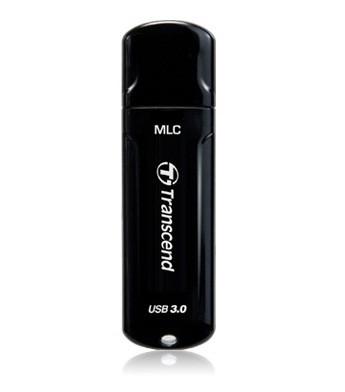 USB Флеш 64GB 3.0 Transcend TS64GJF750K черный