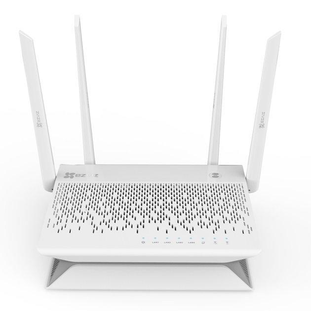 Видеорегистратор Ezviz IP 8-ми канальный Vault Plus(No HDD) (CS-X3C-8EEU)