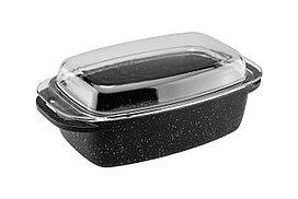 Гусятница VINZER Premium Granite Induction 89457 с крышкой 5.6 л