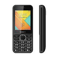 Мобильный телефон Texet TM-D326 черный