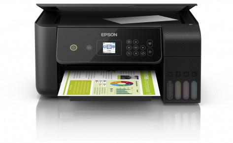 МФУ Epson L3160 фабрика печати, Wi-Fi