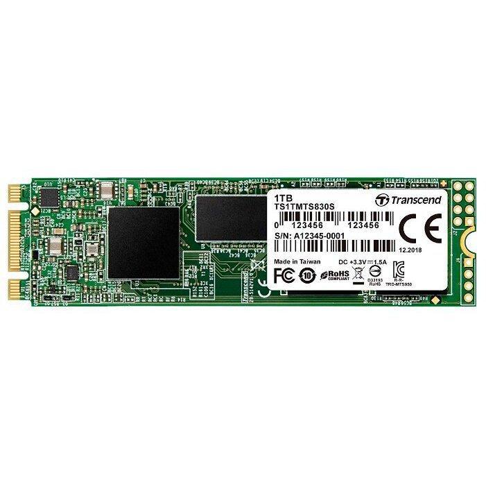 Жесткий диск SSD 1TB Transcend TS1TMTS830S