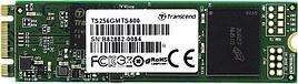 Жесткий диск SSD 256GB Transcend TS256GMTS800S M2