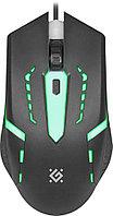 Мышь проводная Defender Flash MB-600L 7цветов подсветки