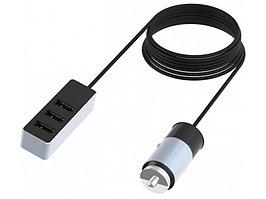 Зарядное устройство автомобильное Ritmix RM-5455 Passenger Gunshell