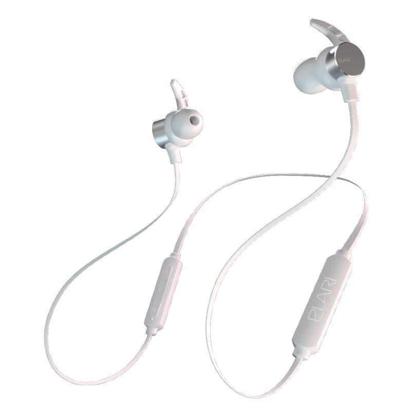 Наушники-вкладыши беспроводные ELARI BeatBand белый