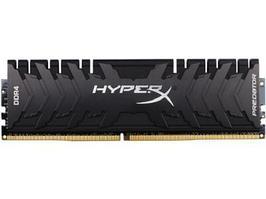 Память оперативная DDR4 Desktop HyperX Predator HX433C16PB3/16, 16GB, KIT