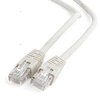 Патч-корд UTP Cablexpert PP6U-3M кат.6, 3м, литой, многожильный (серый)