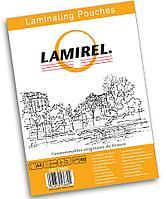 Пленка для ламинирования Fellowes Lamirel А4, 75мкм, 100 шт.