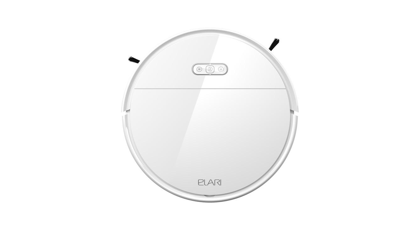 Пылесос-робот Elari SmartBot Brush белый