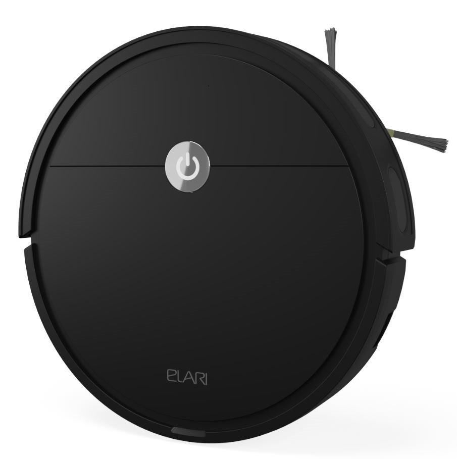 Пылесос-робот Elari SmartBot Lite черный