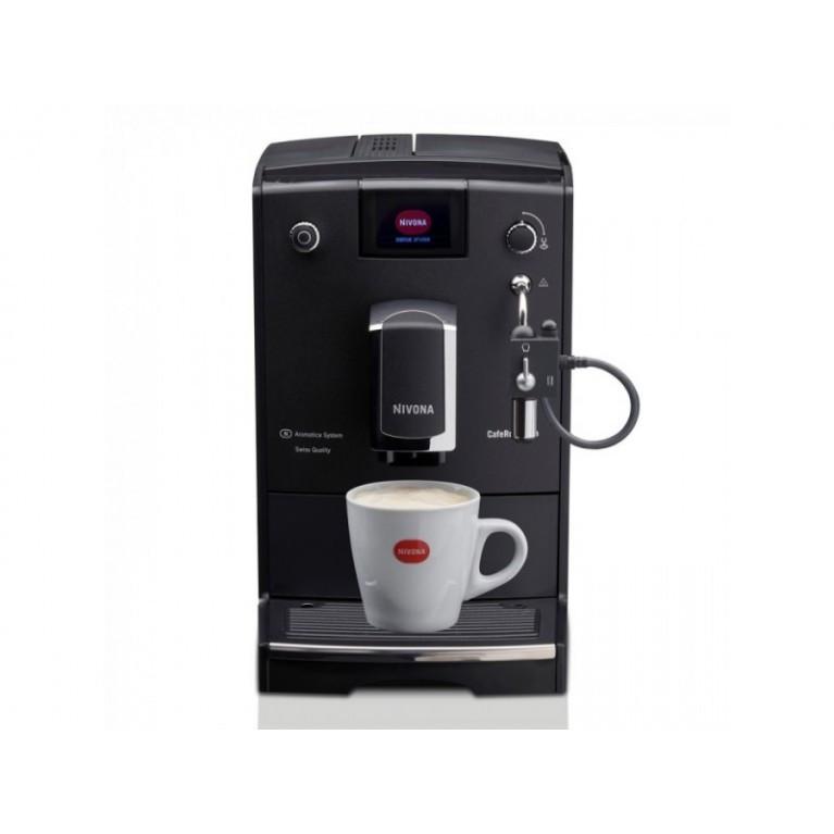 Кофемашина Nivona CafeRomatica NICR 660 чёрный