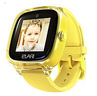 Смарт часы Elari KIDPHONE 4 FRESH желтый