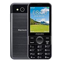 Мобильный телефон Philips E580 Черный