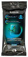 Чистящее салфетки Defender CLN 30202 Optima 20 шт