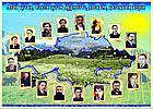 Стенд казахских батыров, фото 3