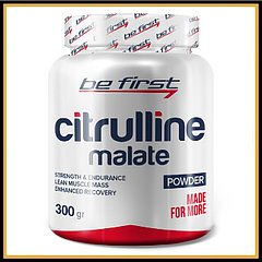 Be First Citrulline Malate 300гр