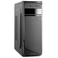 Корпус Wintek K1008,1*5,25(Ext) 2*3,5 2*2,5 7слот VGA345мм CPU160мм Сталь0,45мм (Передняя панель: 2xUSB2.0 -