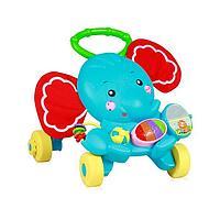 Каталка-игрушка Слоник 9+ (Lorelli, Болгария)